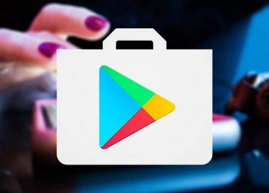 Google Play Store's new Security area