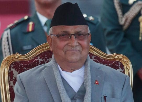 Nepal Chief executive dissolves parliament; selection to get kept in November