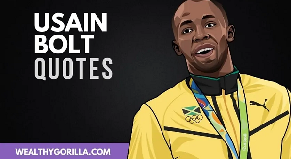 30 Motivational Usain Bolt Quotes On Success