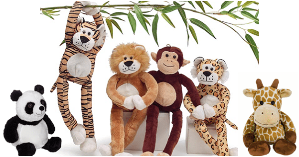 Cute Stuffed Animals to Add to Your Collection