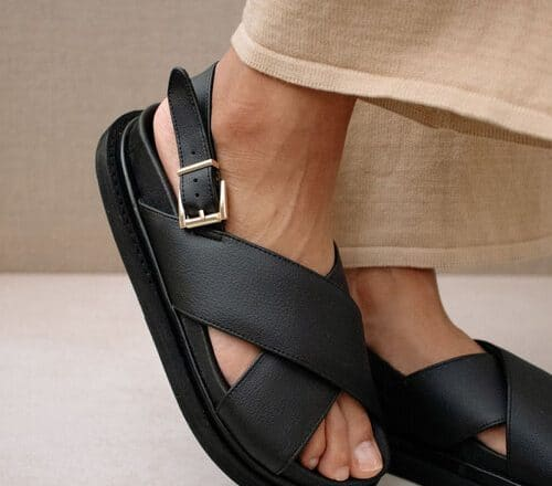 5 Responsibly Made Platform Sandals For That Extra Bit Of Oomph