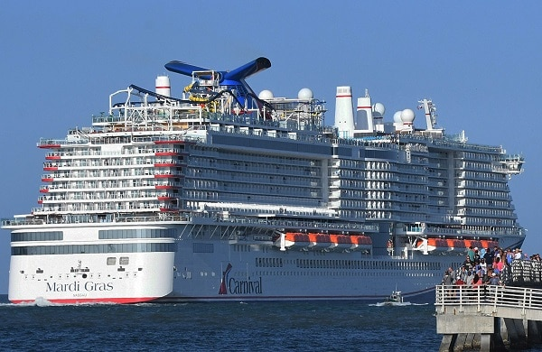 Carnival Cruise Line Will Require Masks, Testing for All Guests — Regardless of Vaccination Status