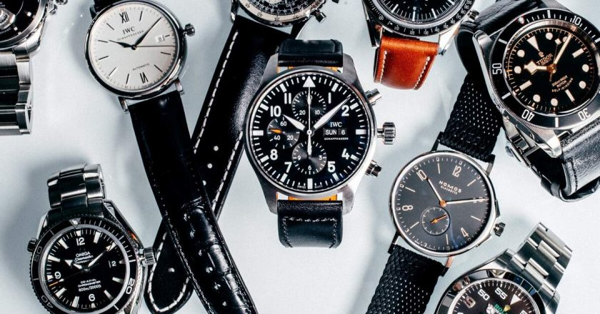 5 Ways to Preserve Your Collection of Wristwatches