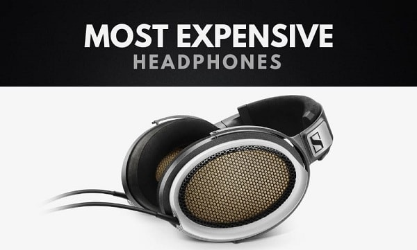 The 20 Most Expensive Headphones In the World !
