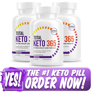 Total Keto 365 Review [MUST READ]:Benefits,Ingredients,Side Effects & BUY!