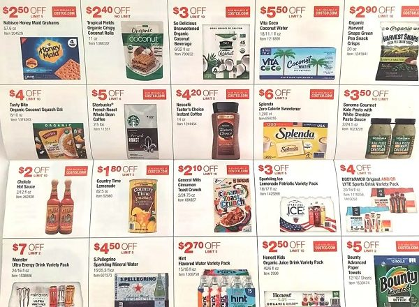 Costco Coupon Book August 2021 What Benefits Are Available To Costco Members?