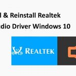 Realtek HD Audio Manager – Download and Reinstall on Windows 10 Devices