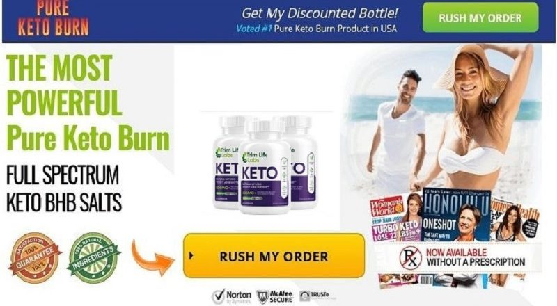 Trim Life Labs Keto {TESTED Pill} – Ketogenic Formula Kills Your Belly Fat Quickly!